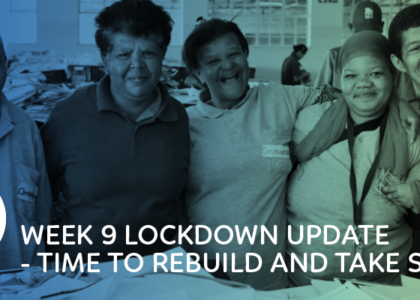Keeping up-to-date with our Oasis family during Lockdown.