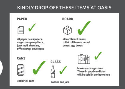 Level 3 Oasis recycling update